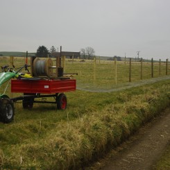 General Implements for two wheel tractors