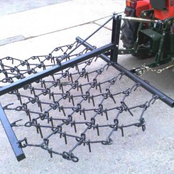 1.8m Mounted Triple Chain Harrow