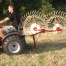 Hay Rake & Tedder Mounted or Trailed