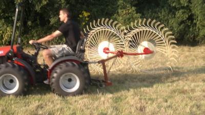 Hay Rake Amp Tedder Mounted Or Trailed