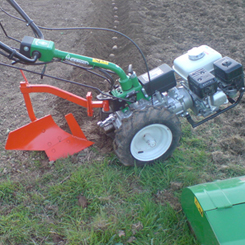 Cultivation Implements for two wheel tractors