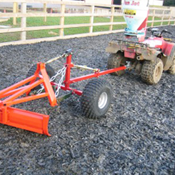 Quad Bike Implements, also for 4x4 garden tractor etc.