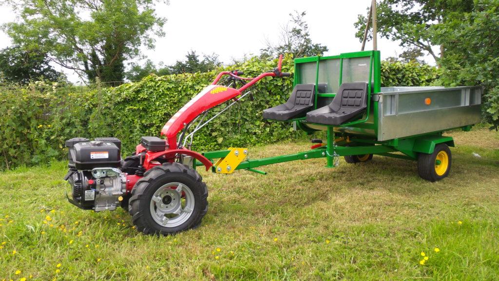 2 Wheel Tractor 1900 : Trailer bsg tractors
