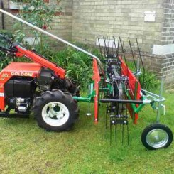 Mechanical Hay Rake / Tedder