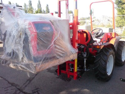 Fork Lift for tractor use