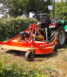 Used 1.5m Finishing rotary mower