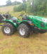 Up to 250 kg carried well  clear of the ground.