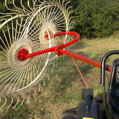 Paddock, Grass & Hay Implements