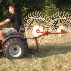 Hay Rake & Tedder Mounted or Trailed
