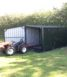 Tractor shed 4m installed